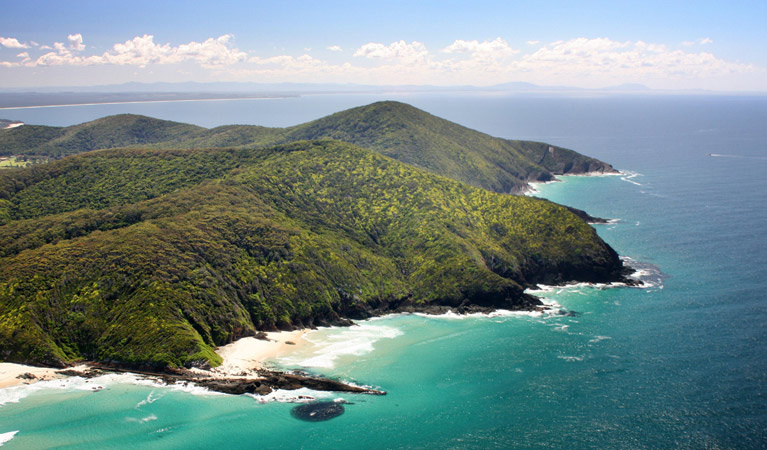 Cape Hawke Lookout at Hotel Forster